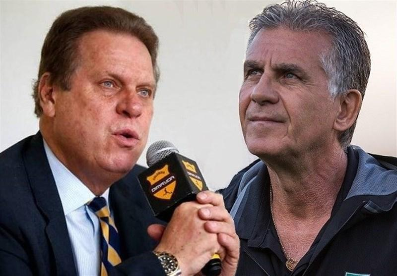 آخرین وضعیت قرارداد کارلوس کی روش از زبان رئیس فدراسیون فوتبال کلمبیا