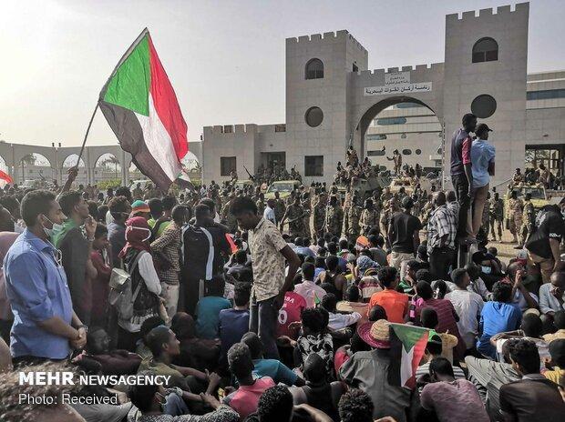 کشته شدن 16 سودانی در اعتراضات 2 روز گذشته
