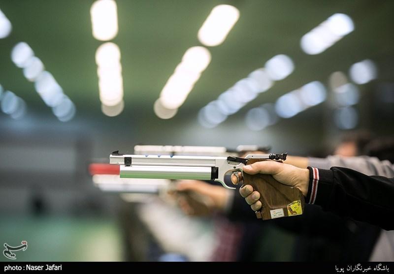 مسابقات جهانی تیراندازی، 5 تیرانداز فردا در خط آتش قرار می گیرند