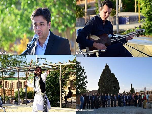 اختتامیه جشنواره فرهنگی خانه آقازاده ابرکوه برگزار شد