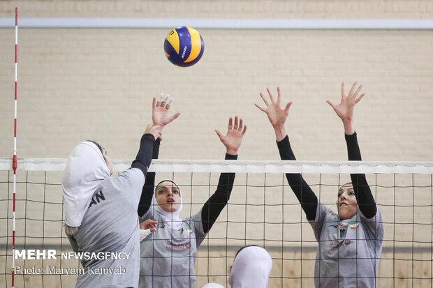 شروع اردوی آماده سازی تیم ملی والیبال بانوان ایران در اسلووانی