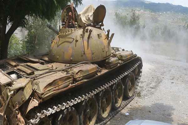 ارتش سوریه وارد الرقه شد