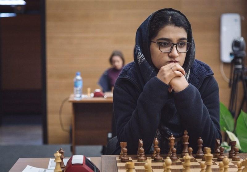 شطرنج جوانان دنیا، صدرنشینى على نسب نماینده شطرنج ایران در مسابقات قهرمانى جوانان دنیا