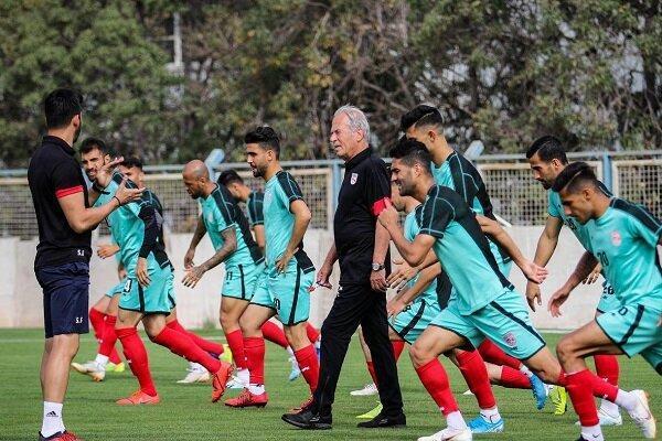 آخرین تمرین تراکتوری ها قبل از سفر به مازندران برگزار گردید