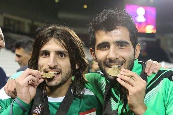 همام طارق: دنبال پیروزی مقابل تیم ملی ایران هستیم