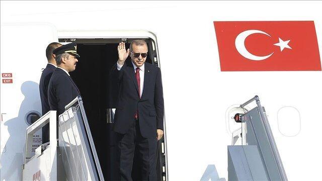 اردوغان فردا راهی آمریکا می گردد