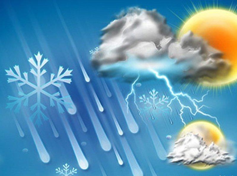کاهش 3 تا 5 درجه ای دمای هوای استان همدان