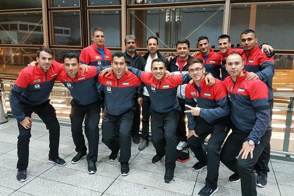 عملکرد پیروز کاراته در سال 2019، ایران بهترین تیم دنیا