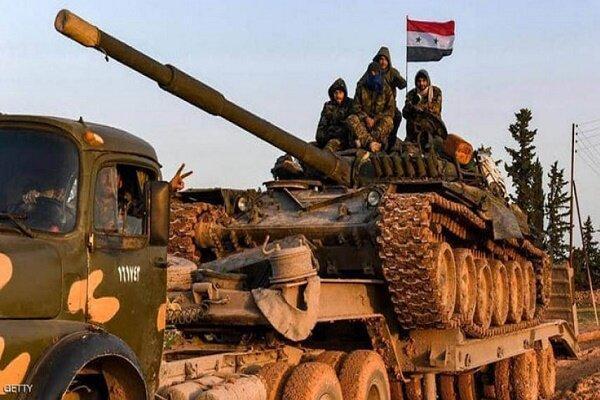 خنثی شدن حمله تروریستها به حومه حلب توسط نیروهای سوری