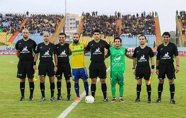 اعلام اسامی داوران هفته 25 لیگ دسته اول فوتبال