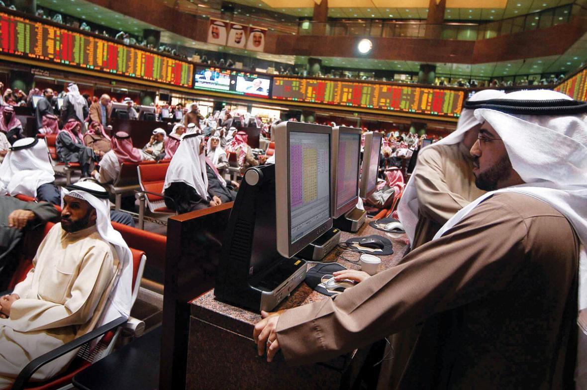 خبرنگاران ادامه سقوط بورس کشورهای حاشیه خلیج فارس